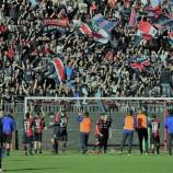 Serie A, 16° turno: no alla violenza sul Cagliari