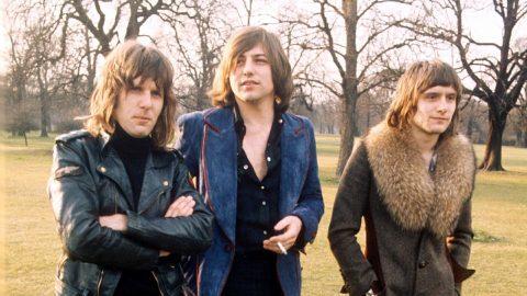 Mandatory Credit: Photo by Alan Messer/REX_Shutterstock. Keith Emerson, Greg Lake e Carl Palmer nel 1973