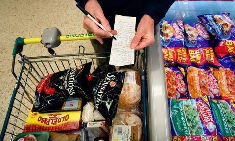Prezzi in aumento per i britannici