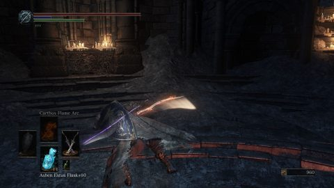 PvP Dark Souls 3
