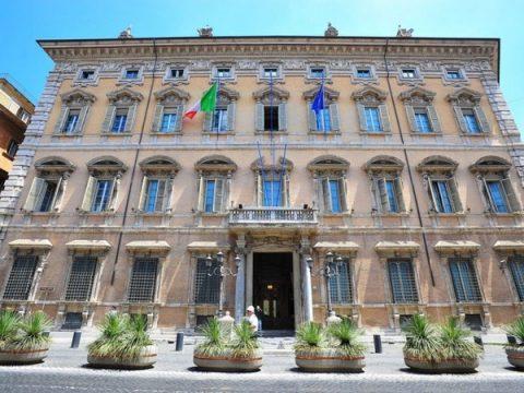 Palazzo Madama, sede del Senato