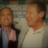 Maurizio Zamparini e Francesco Guidolin