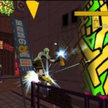 Jet Set Radio Future writer