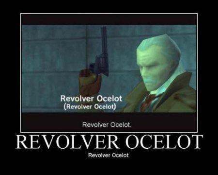 Stealth Ocelot