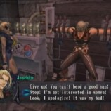 Shadow Hearts Covenant humour