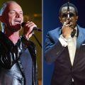Protagonisti di un caso di plagio nella musica: Sting e Puff Daddy, foto: Larry Busacca/Getty Images