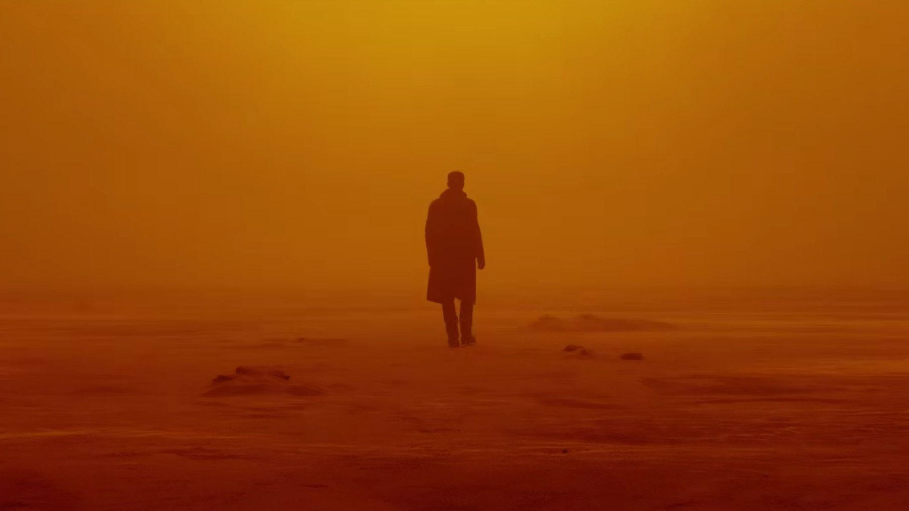 Fotogramma da Blade Runner 2049 - Villeneuve