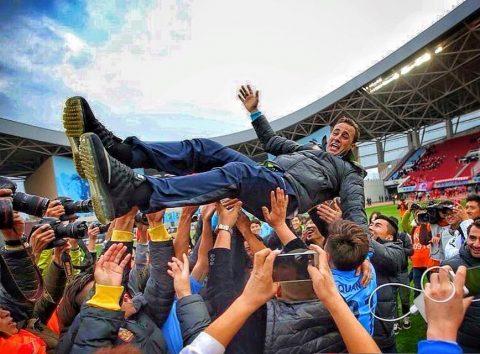 Fabio Cannavaro promozione Cina