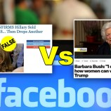 Le bufale su Facebook superano le notizie vere