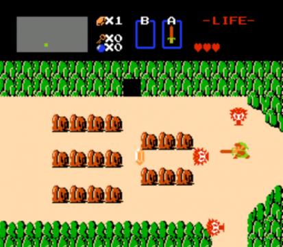 Legend Of Zelda Nes