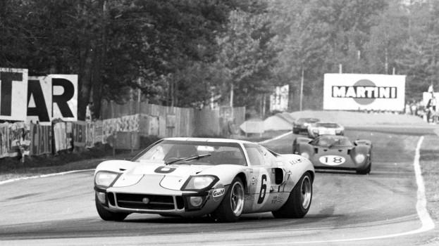 Orgoglio e GT, nascita della Ford GT40