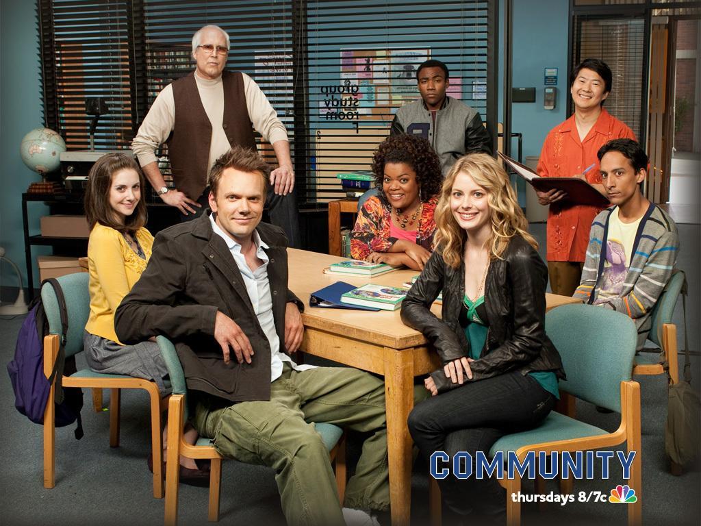 Community: immagine promozionale