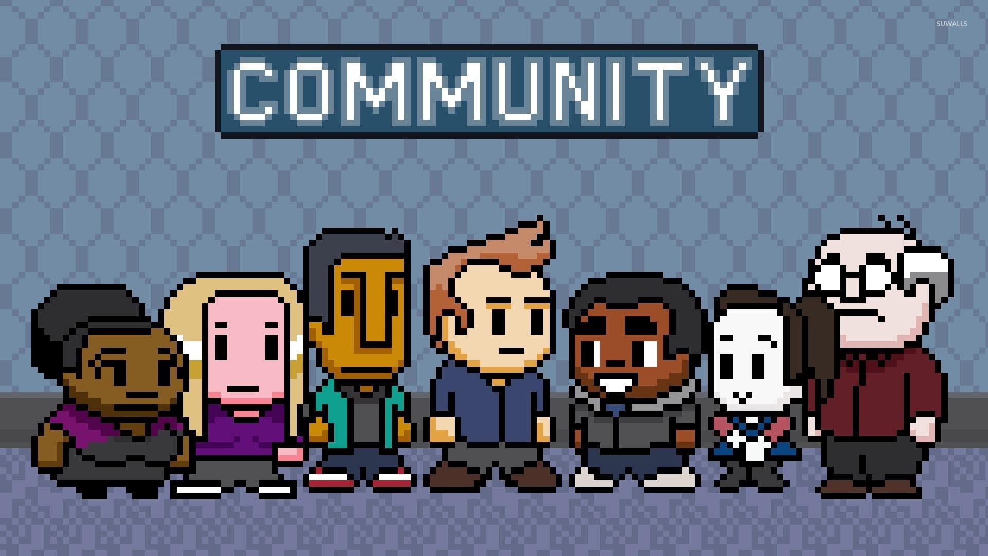 Community a 8 bit