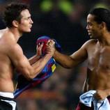 Ronaldinho e Frank Lampard, due talenti così vicini quanto lontani