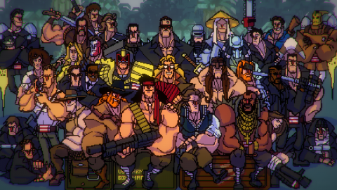 broforce run&gun