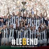 Serie A, 37° turno: la Juventus vince il *numero a caso* Scudetto