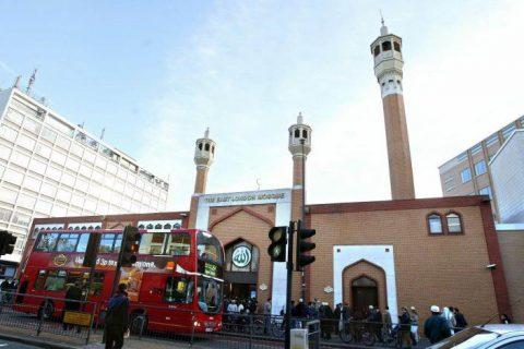 terrorismo moschea londra