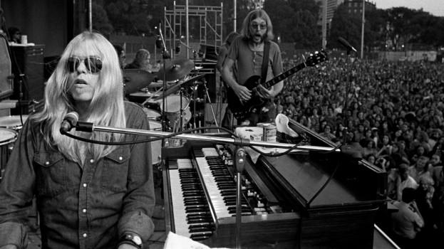 Addio a Gregg Allman, anima della Allman Brothers Band