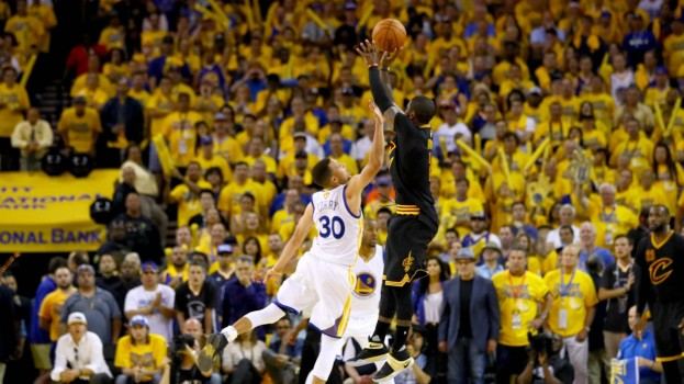 NBA Finals Warriors vs Cavaliers, atto terzo